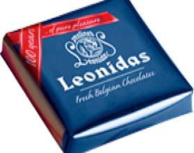 Leonidas - Adinkerke - 100 jaar Leonidas