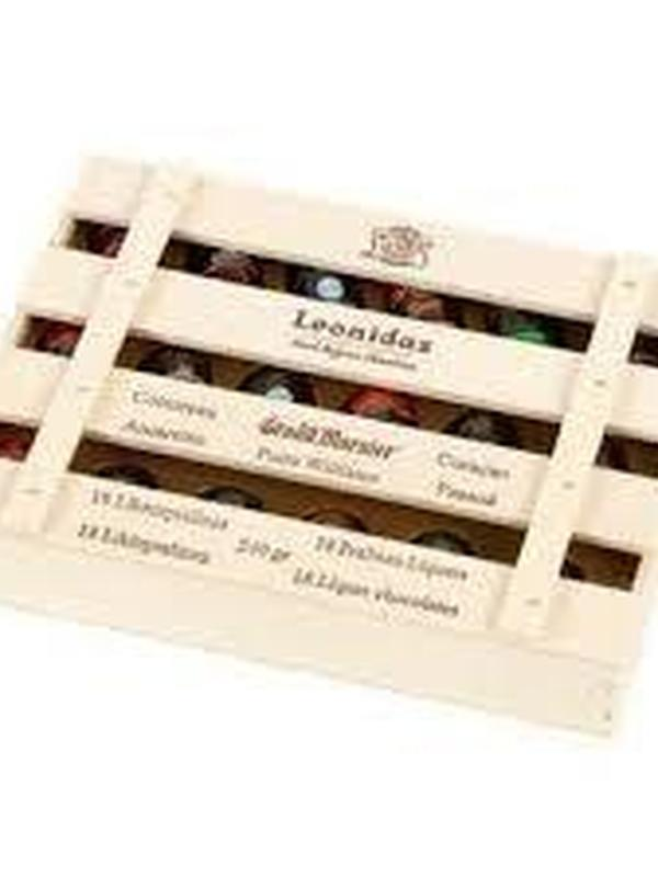 Leonidas : Coffret liqueur