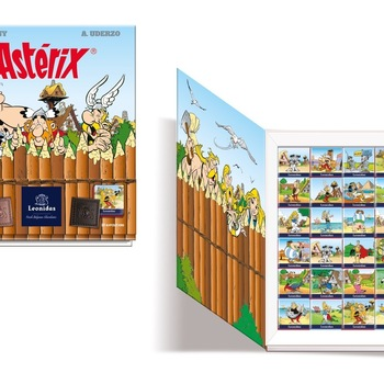 La collection d'Asterix